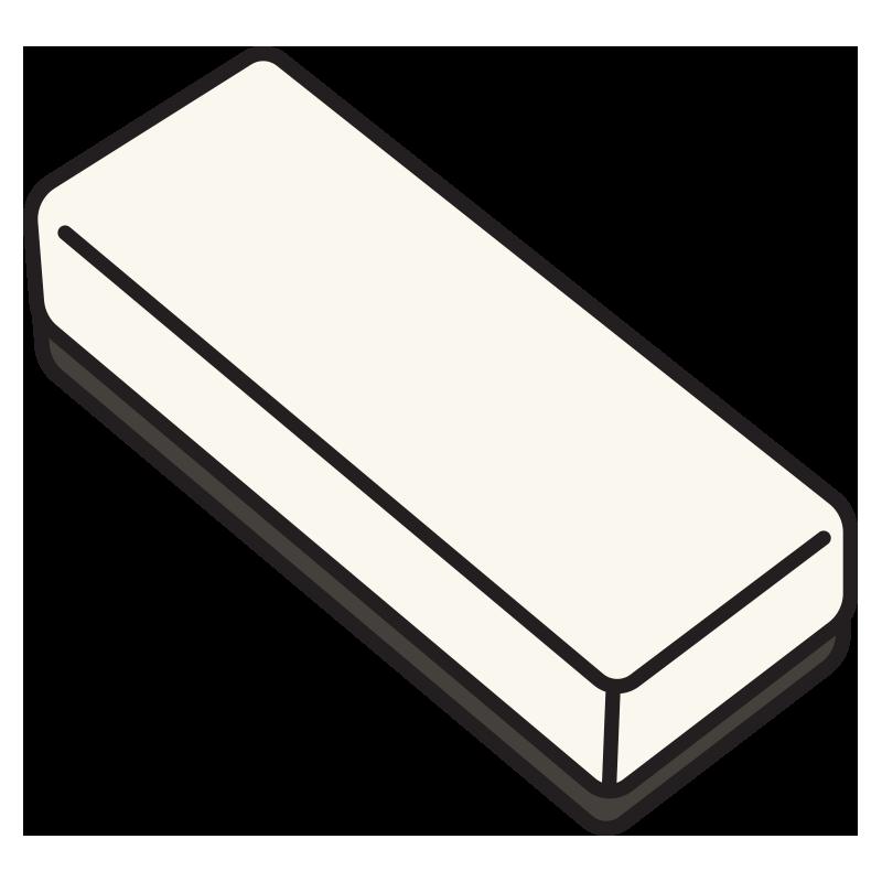 eraser clipart black and white. whiteboard eraser clipart black and white