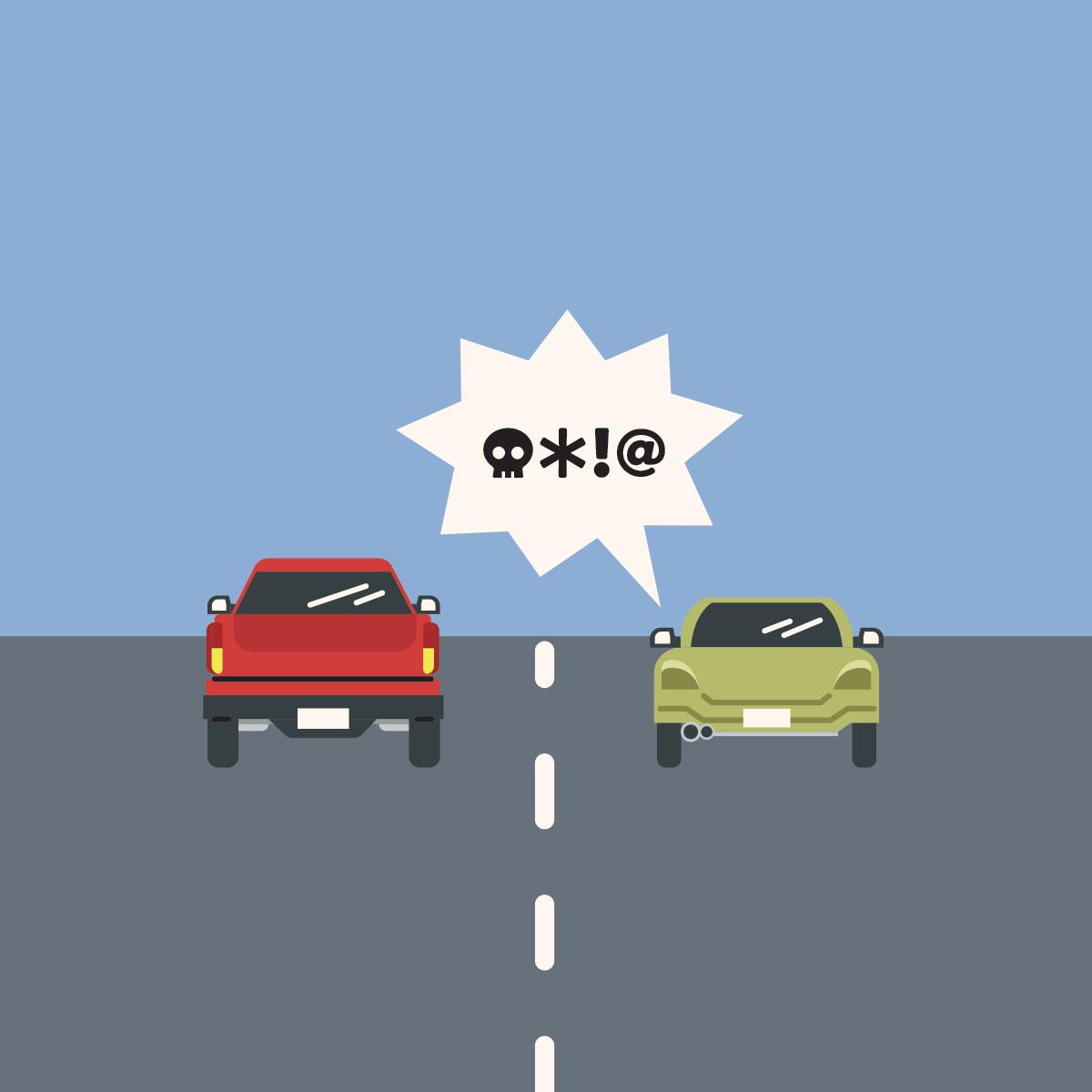 72 road rage