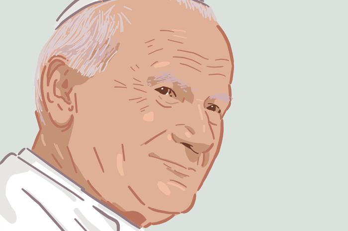 80 pope john paul ii