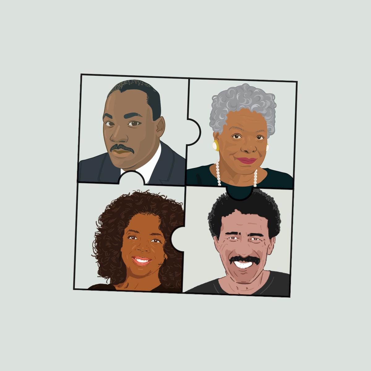 80 black history jigsaw