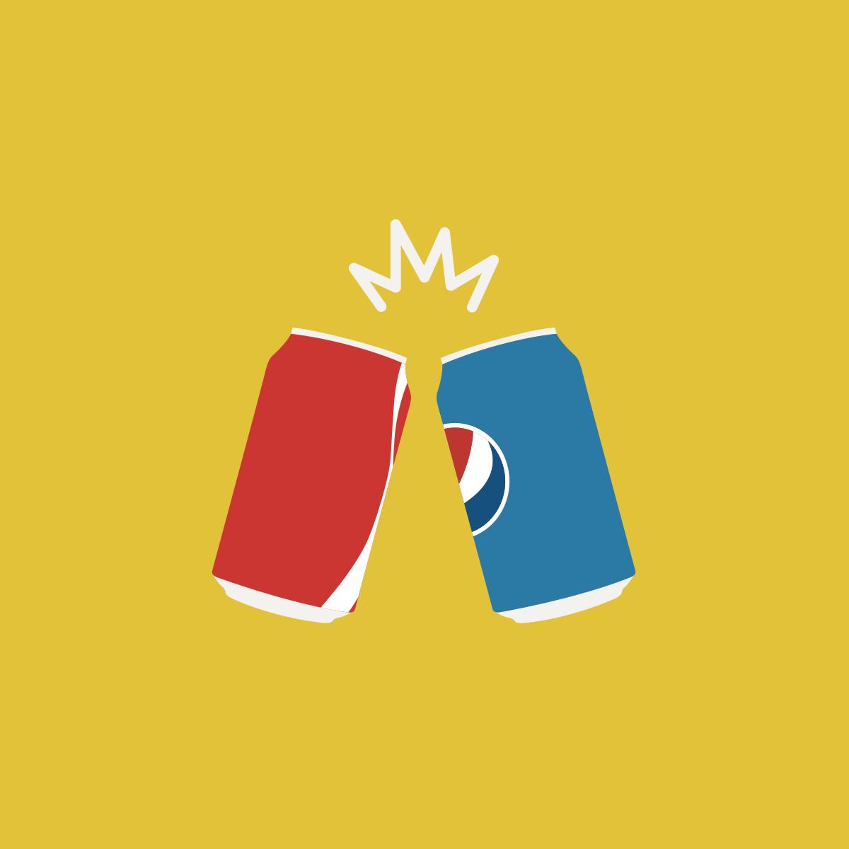 86 coke vs pepsi the cola wars