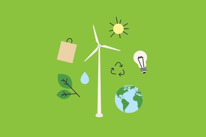 86 green companies