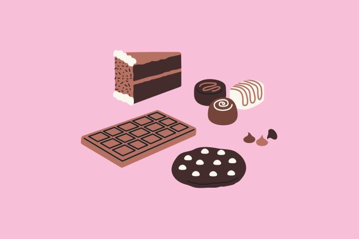 95 chocolate