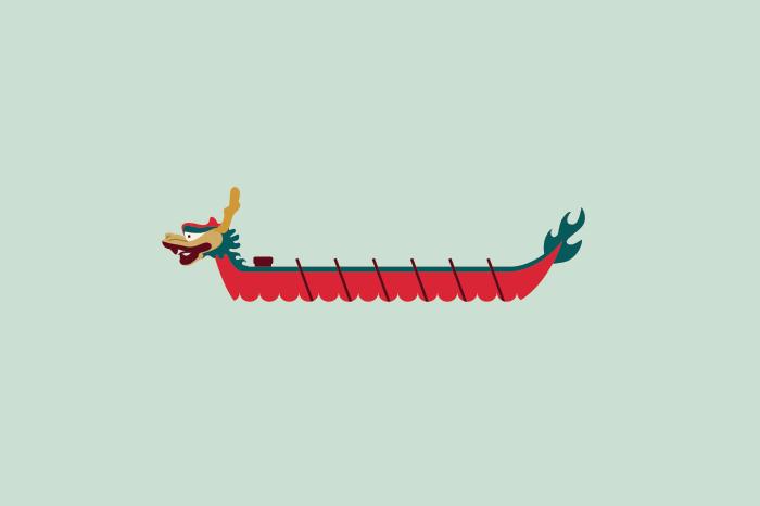 93 dragon boat festival