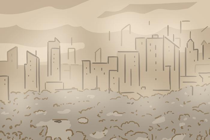 95 smog
