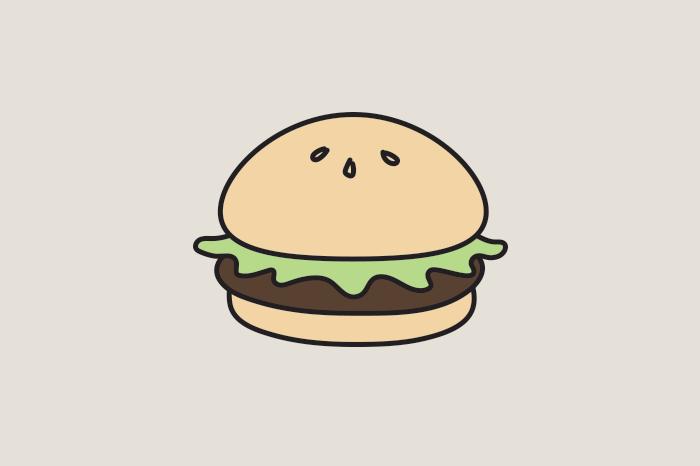 113 junk food