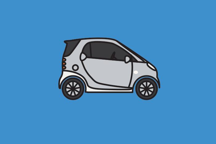 117 smart cars