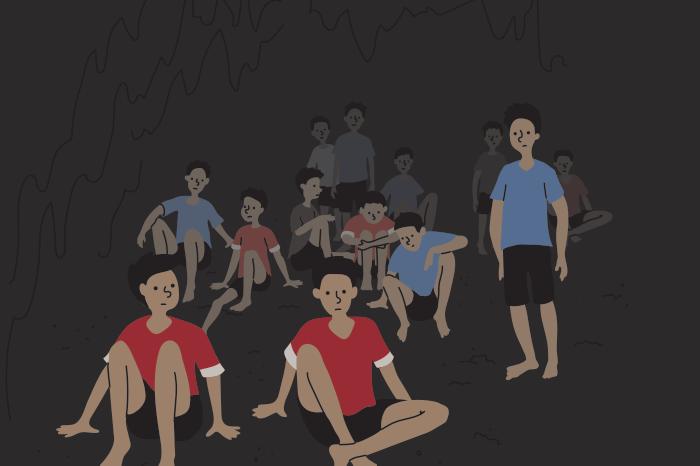 98 thai cave rescue
