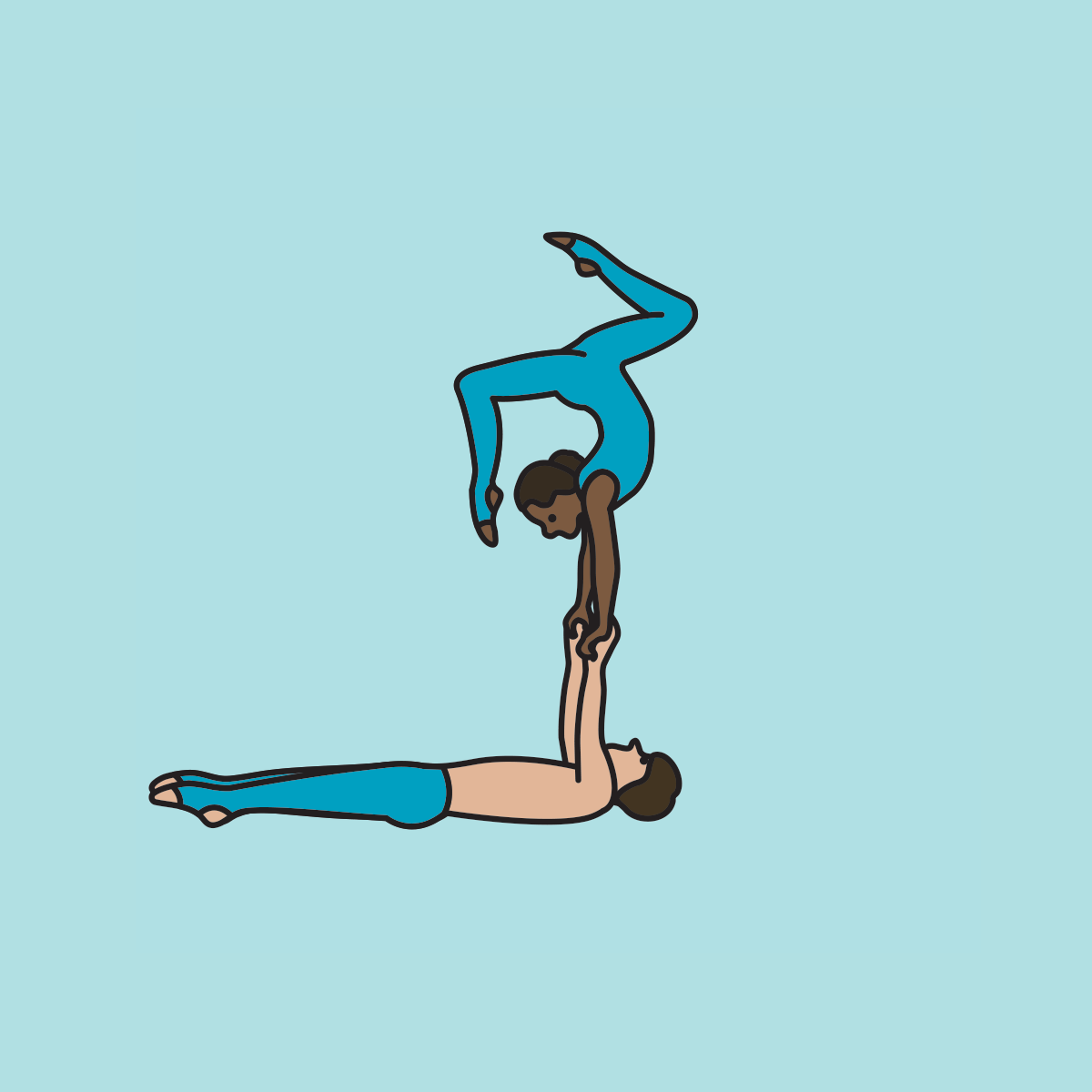 117 acrobatics