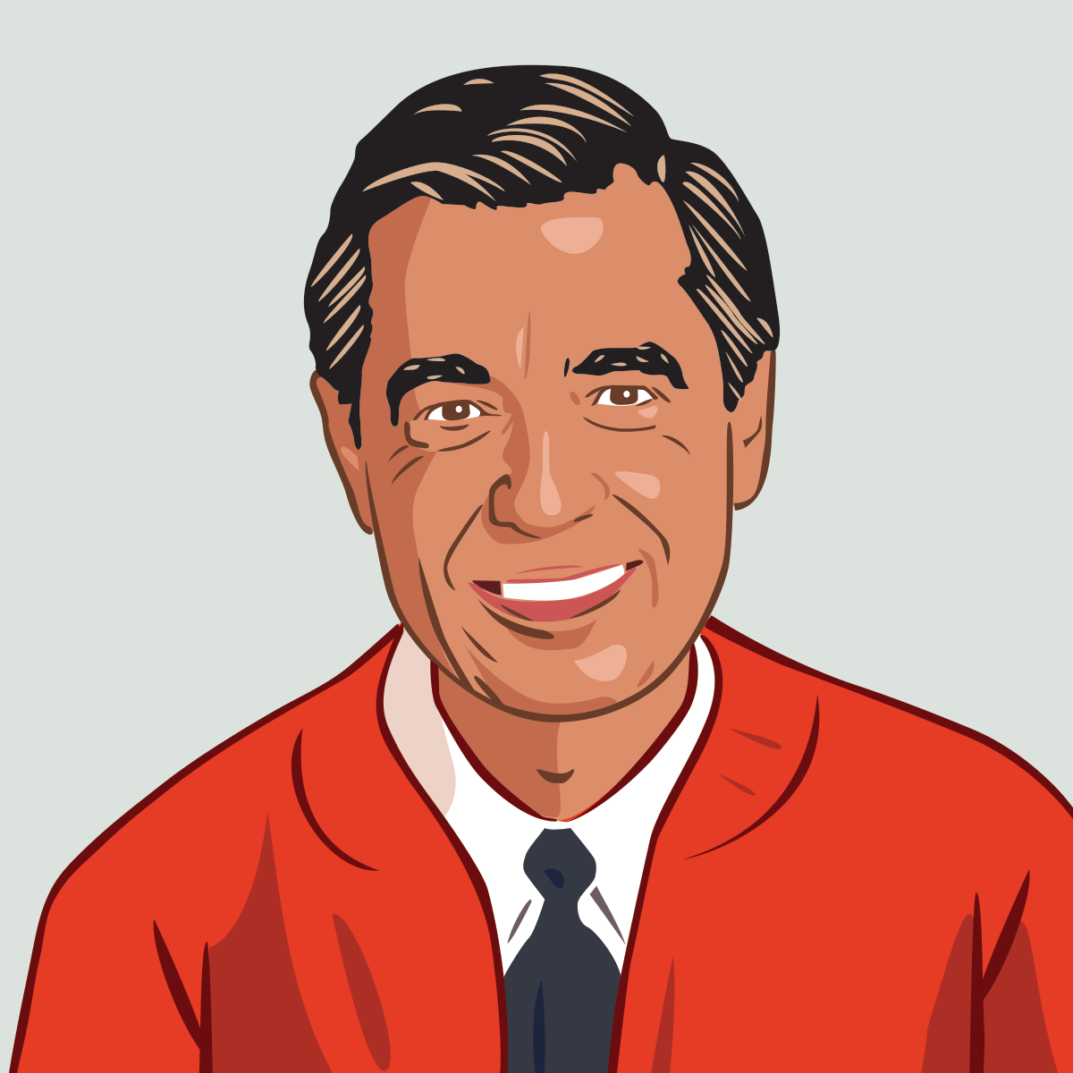 80 fred rogers