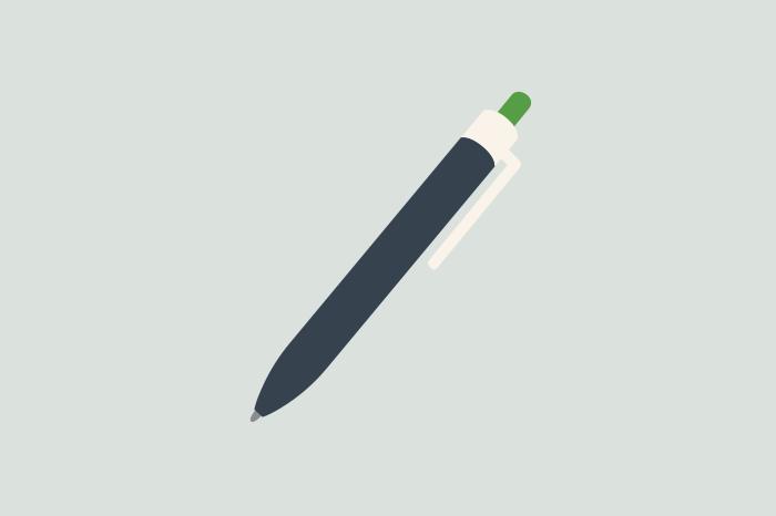 82 ballpoint pens