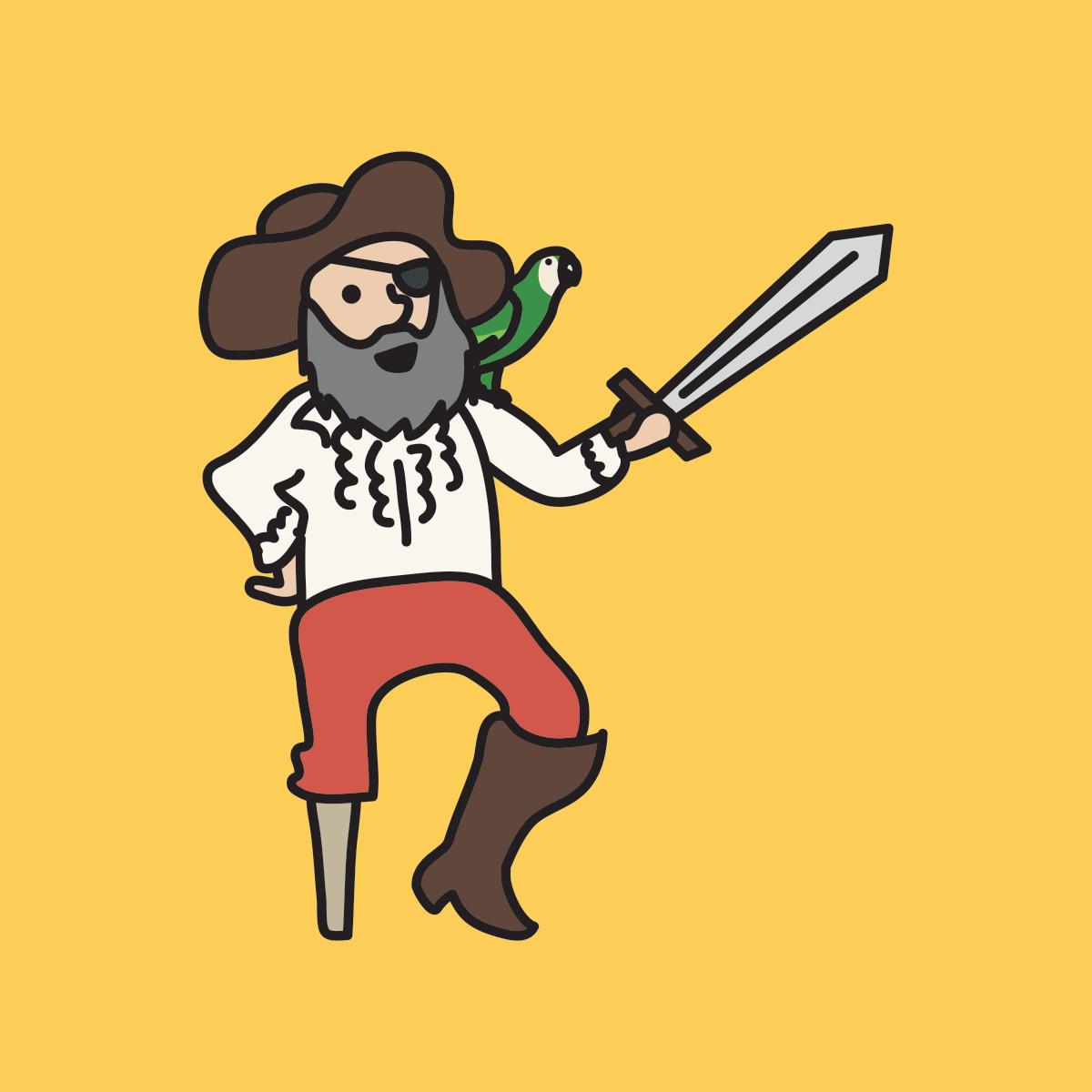 117 pirates
