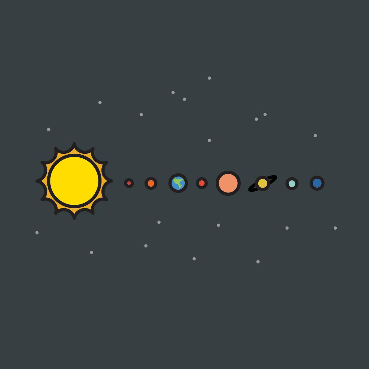 117 solar system