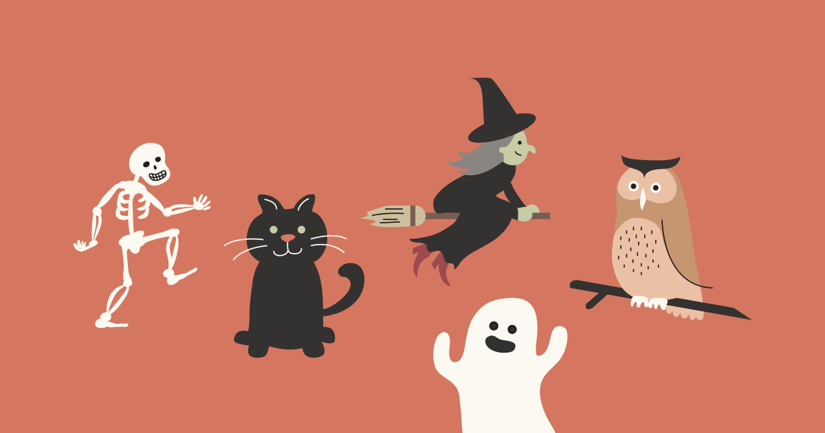 10 Halloween Idioms Expressions Esl Library