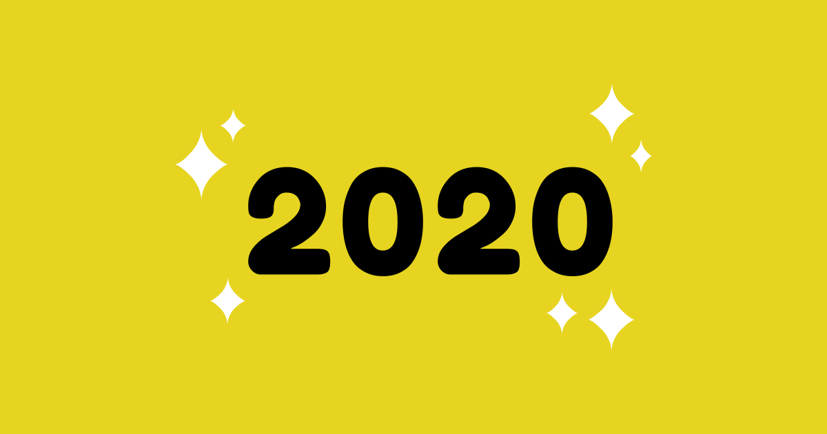 What is new 2020 banner